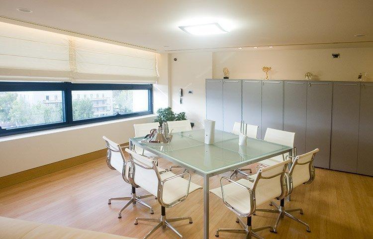 Αίθουσα Συνεδριάσεων - Bergmann Kord