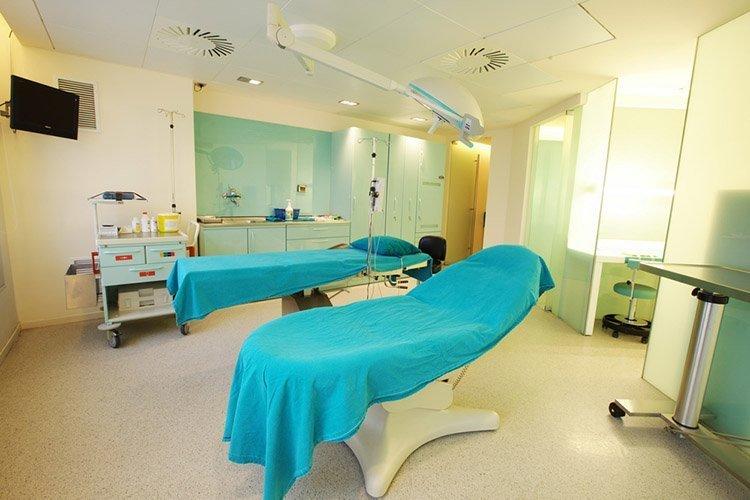 Δεύτερος Χώρος Επέμβασης - Μεταμόσχευση Μαλλιών - Bergmann Kord