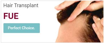 FUE Hair Transplant Banner