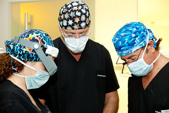 FUE Hair Transplant - Medical Team - Bergmann Kord Hair Clinic