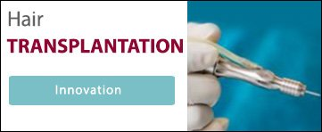 Innovation in Hair Transplantation Banner