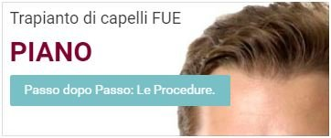 Trapianti di Capelli - Le Procedure - Bergmann Kord